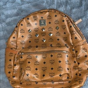 MCM authentic luxury backpack